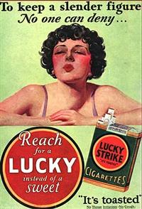 Lucky Strike Diet